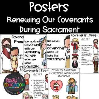 LDS Lesson: Renewing Our Covenants During Sacrament