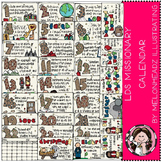 LDS Missionary Calendar - COMBO PACK - by Melonheadz