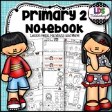 LDS Primary 2 Notebook