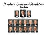 LDS Prophets, Seers and Revelators