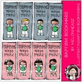 LDS baptism bookmarks - by Melonheadz