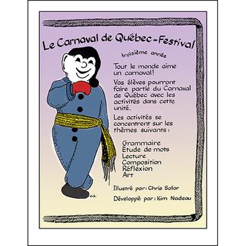 LE CARNAVAL DE QUÉBEC-FESTIVAL Gr. 3
