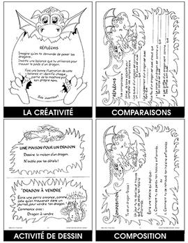 LE MONDE MYSTÉRIEUX DES DRAGONS Gr. 4-8