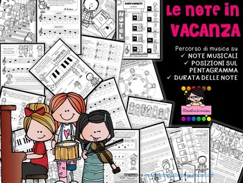 LE NOTE IN VACANZA