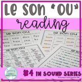 "LE son ""OU"" - Reading - French"