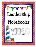 LEADERSHIP Data Notebook Starter Pack