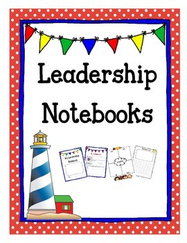 LEADERSHIP Data Notebook Starter Pack
