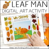 LEAF MAN  DIGITAL BOOK COMPANION AND ACTIVITIES