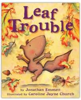 LEAF TROUBLE * Jonathan Emmett