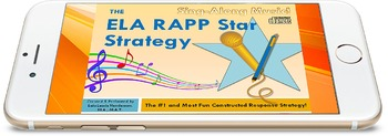 LEAP 2016 Gift! ELA RAPP Star Strategy Song (Leader only version)