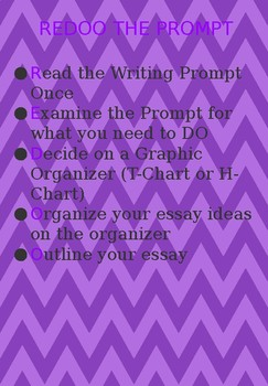 LEAP 2025 7TH AND 8TH GRADE WRITING PREP