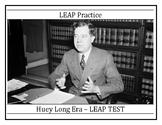 8LAHIST - LEAP 2025 TEST PREP - Huey Long Era