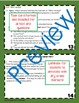 LEAP, PARCC, Standardized Test Practice & ELA Task Cards S