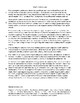 LEAP Test Prep:  Narrative Writing Task