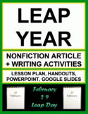LEAP YEAR / LEAP DAY NO PREP