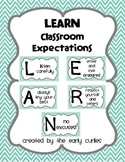 LEARN Classroom Expectations