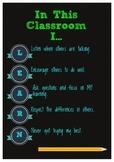 """LEARN"" Classroom Expectations"