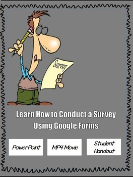 LEARN HOW TO CONDUCT A SURVEY USING GOOGLE FORMS