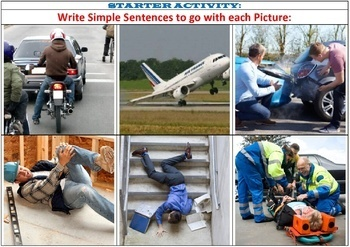 SIMPLE SENTENCES LESSON AND RESOURCES