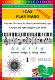 FREE - LEARN HOW TO PLAY PIANO AT ANY AGE, EASY AND FUN