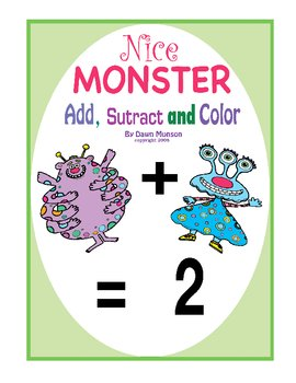 LEARN MATH WITH FUNNY CREATURES!