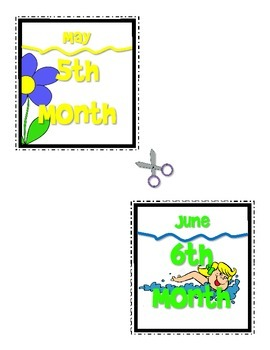LEARN THE MONTHS OF THE YEAR