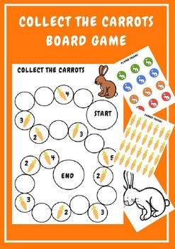 LEARN TO COUNT BOARD GAME