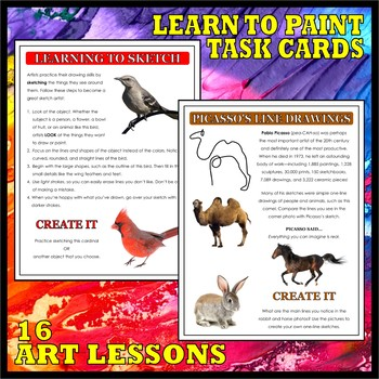 LEARN TO PAINT Bundle