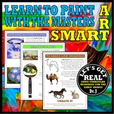 LEARN TO PAINT WITH THE MASTERS (Art Smart Series)