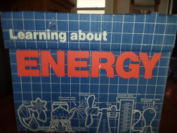 LEARNING ABOUT ENERGY      K-8     KIT