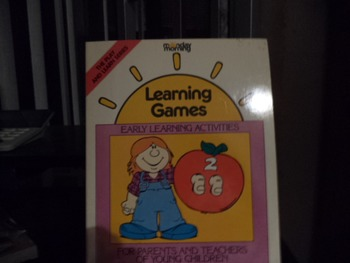 LEARNING GAMES           ISBN  0-912107-06-5