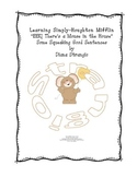 LEARNING SIMPLY - HOUGHTON MIFFLIN - EEK, THERE'S A MOUSE IN THE HOUSE  THEME 6