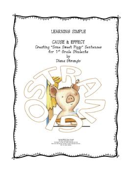 LEARNING SIMPLY - HOUGHTON MIFFLIN - IF YOU GIVE A PIG A PANCAKE