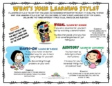 LEARNING STYLES! (Study Skills)
