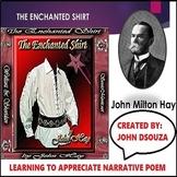 THE ENCHANTED SHIRT BY JOHN HAY - NARRATIVE BALLAD : UNIT PLANS
