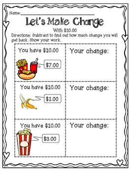 LEARNING TO MAKE CHANGE: USING BILLS