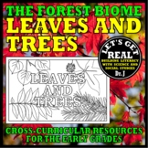 LEAVES AND TREES (The Forest Biome)
