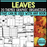 LEAVES  Graphic Organizers for Reading Reading Graphic Organizers