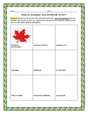 LEAVES OF DECIDUOUS TREES: A BOTANY/ ART ACTIVITY