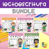 LECTOESCRITURA - LITERACY BUNDLE IN SPANISH