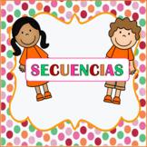 LECTURAS CORTAS CON SECUENCIA DE EVENTOS