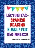 LECTURITAS- SPANISH READING PASSAGES FOR BEGINNERS BUNDLE
