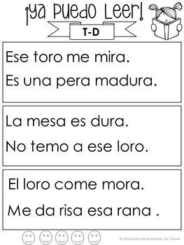 LECTURITAS/ SPANISH READING SHORT PASSAGES
