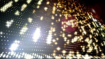 Motion Graphics Background 4K (Ultra High Definition) - Digital LED Wall