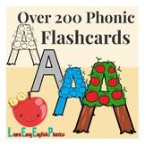 LEEP - Learn Easy English Phonics For Preschool, Kindergar