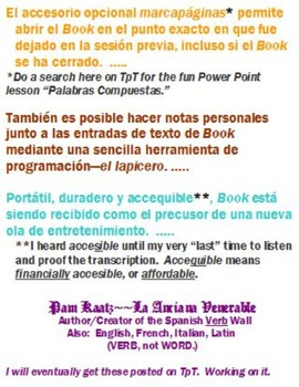 A~SPANISH~Z~FREE LEER ESTA DE MODA