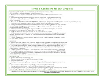 LEF Graphics Terms & Conditions