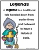 LEGEND OF OLD BEFANA BY TOMIE dePAOLA - Book Study and Craft