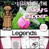 LEGEND OF THE LADY'S SLIPPER - Book Study and Character Traits
