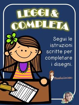 LEGGI E COMPLETA - demo
